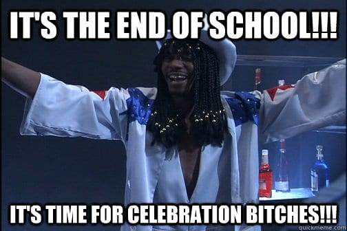20 Best Memes About The Last Day Of School | SayingImages com