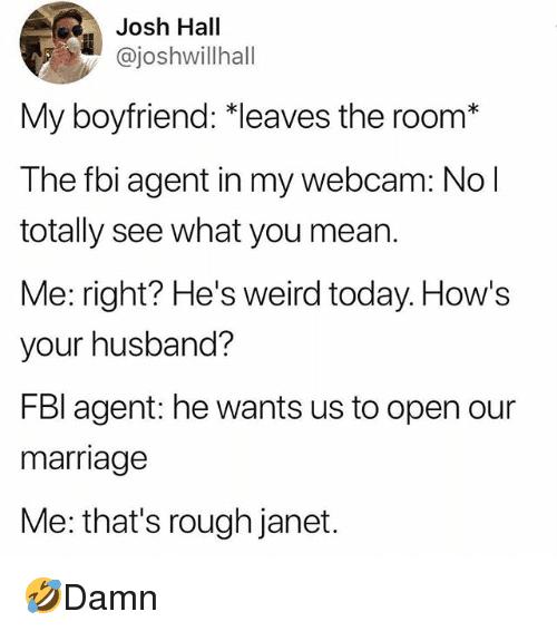 janet fbi agent meme