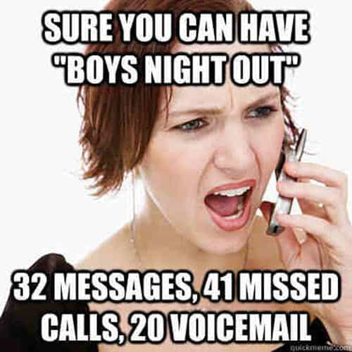 jealous boys night out meme
