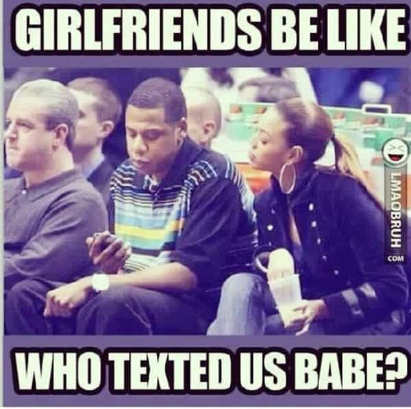 jealous girlfriends be like meme