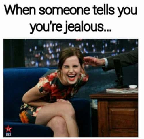 jealous someone tells you meme