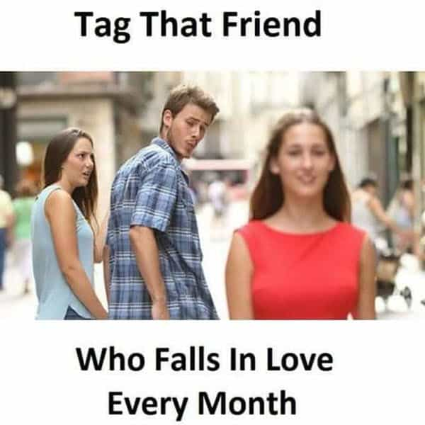 jealous tag that friend meme