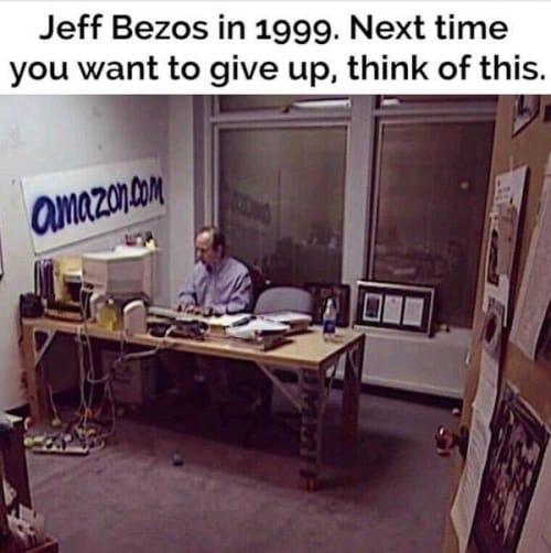 jeff bezos 1999 memes