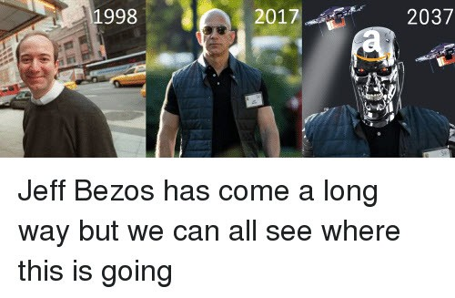 jeff bezos future memes