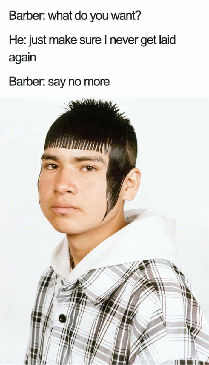 22 Haircut Memes That Can Easily Make You Laugh Sayingimages Com