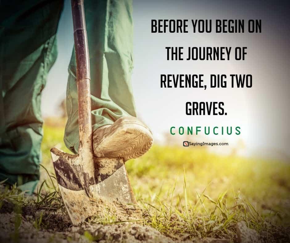 karma revenge quotes