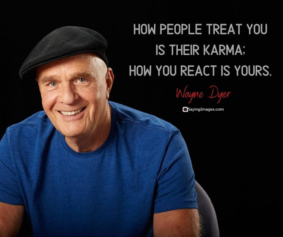 karma treat quotes