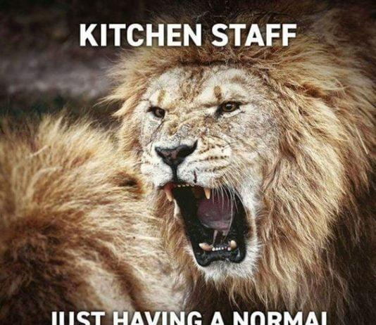 restaurant memes