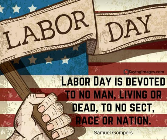 labor day inspirational thoughts