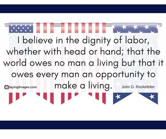labor day quotes sayings