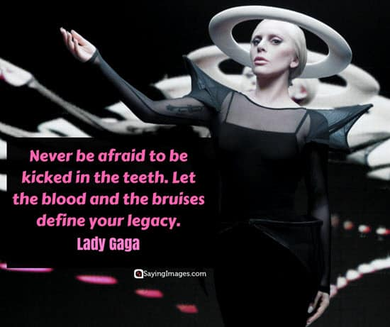 lady gaga legacy quotes