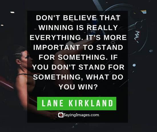 lane kirkland stand up quotes