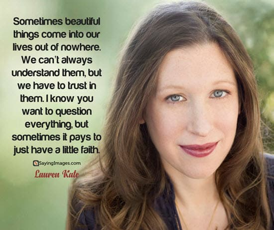 lauren kate faith quotes