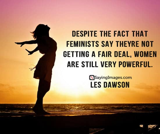 les dawson feminists quotes
