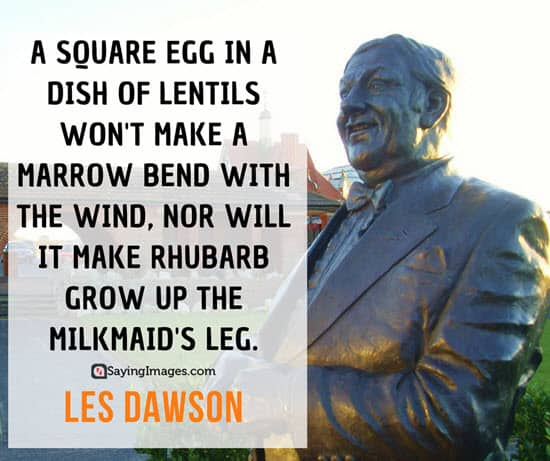 les dawson square egg quotes