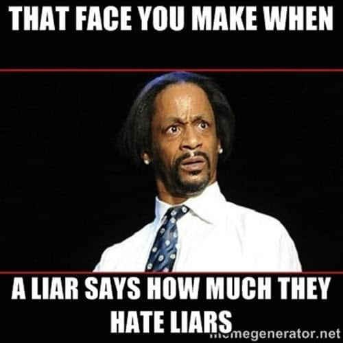 liar that face you make meme