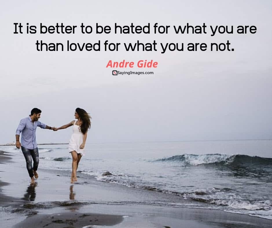 life and love hated quotes