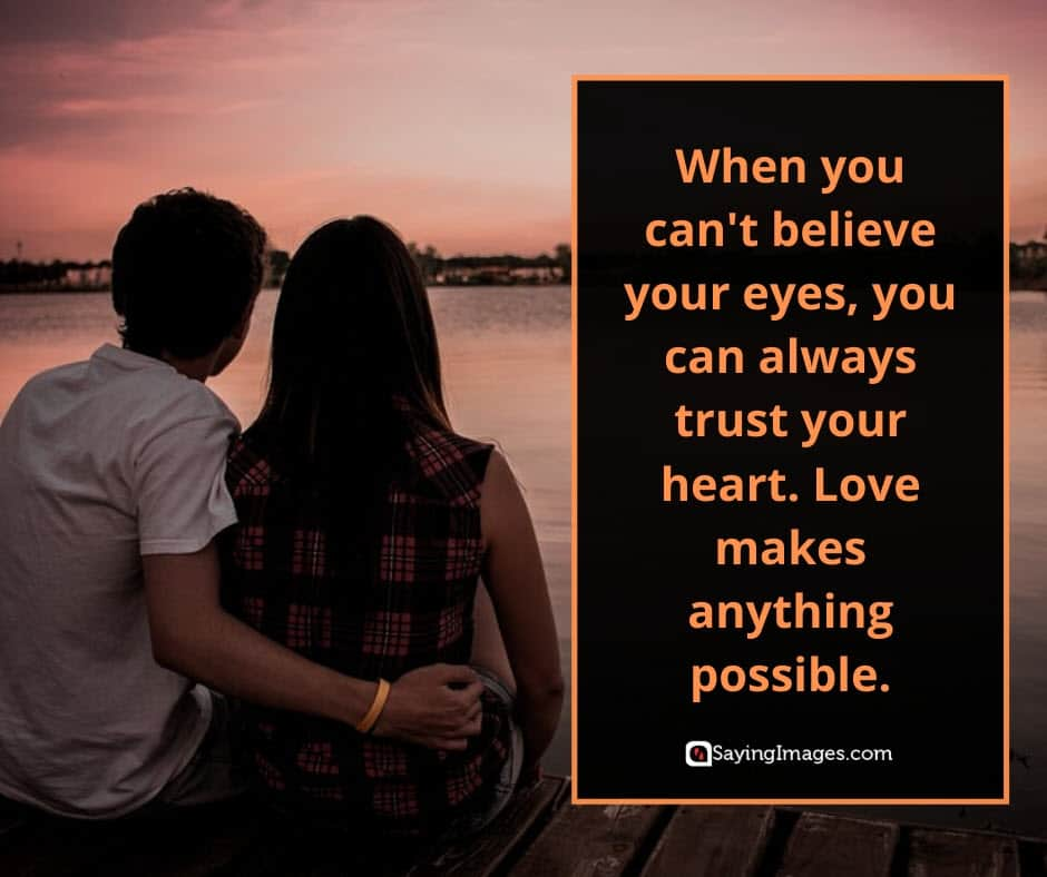 life and love trust quotes