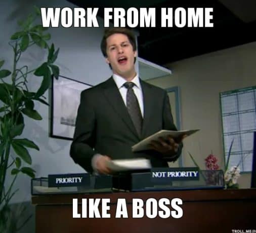 Funny Birthday Memes Home: 18 Working From Home Memes That Perfectly Sum It Up