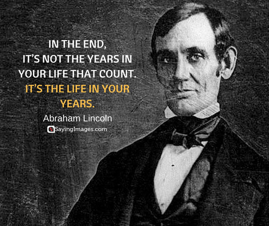 30 Famous Abraham Lincoln Quotes Facts Sayingimages Com