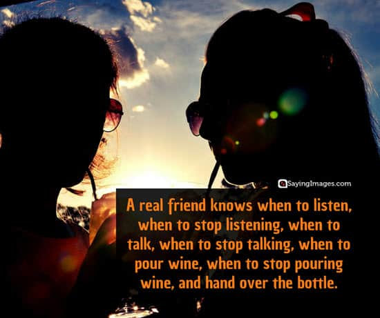 listening friendship quotes