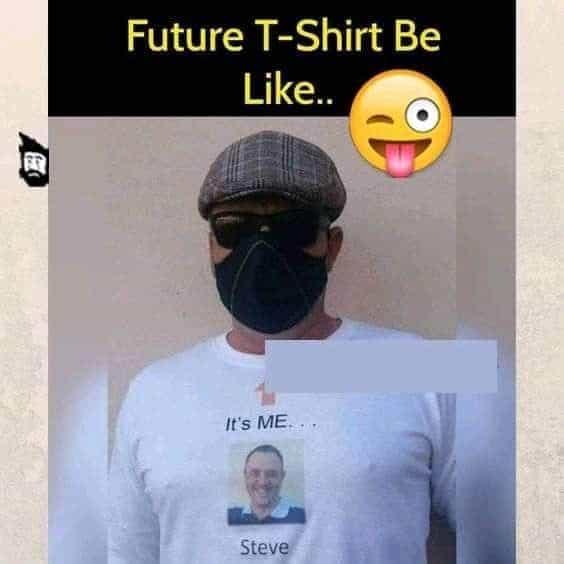 lockdown future tshirt memes