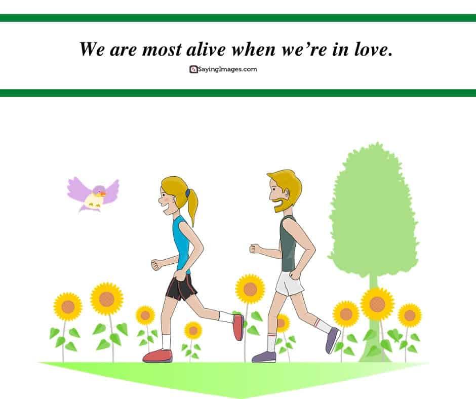 love alive quotes