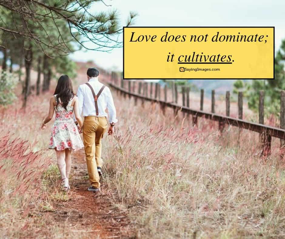 love cultivates quotes