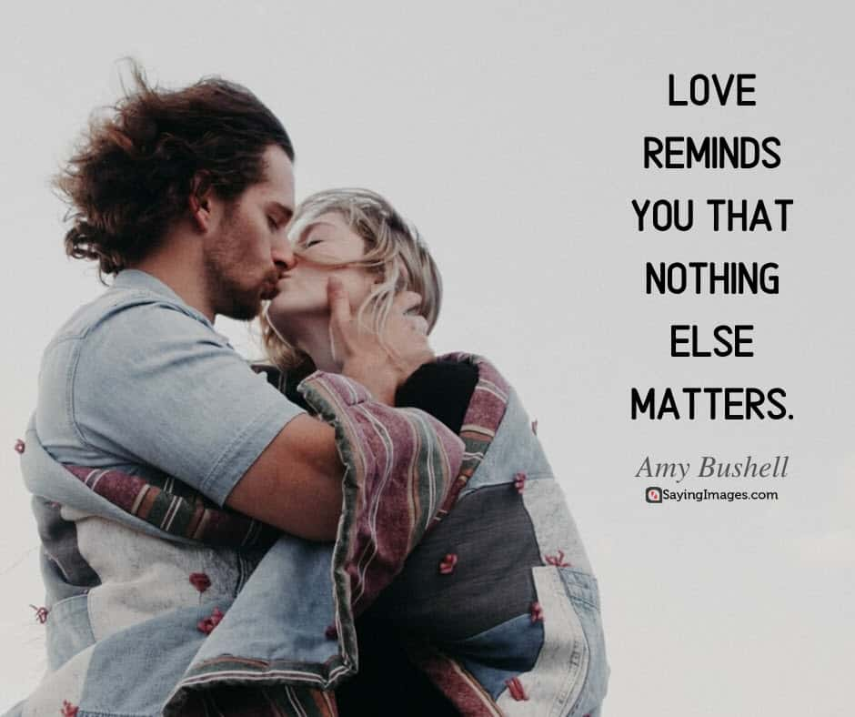 love matters quotes
