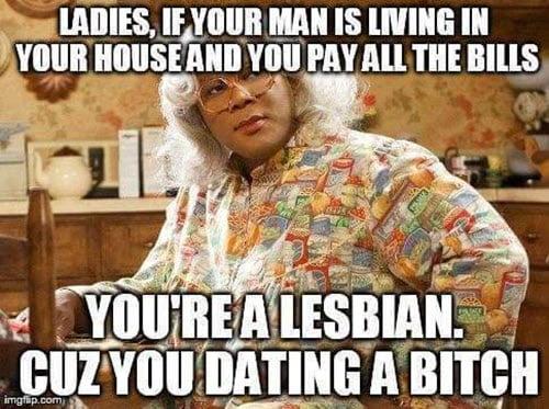 madea lesbian meme