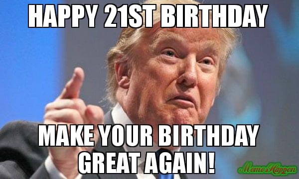 21st birthday memes 20 Funniest Happy 21st Birthday Memes | SayingImages.com 21st birthday memes