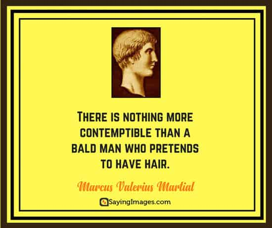 marcus martial hair quotes