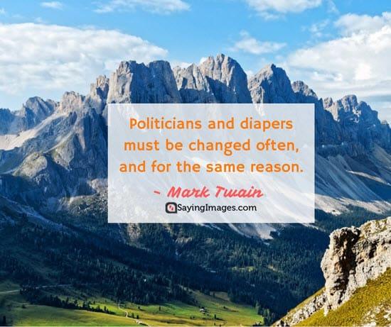 mark twain vote quotes