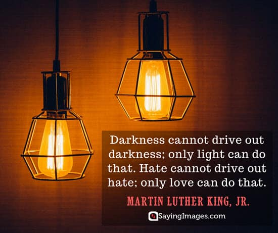 martin luther king jr dark quotes