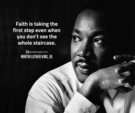 martin luther king jr faith quotes