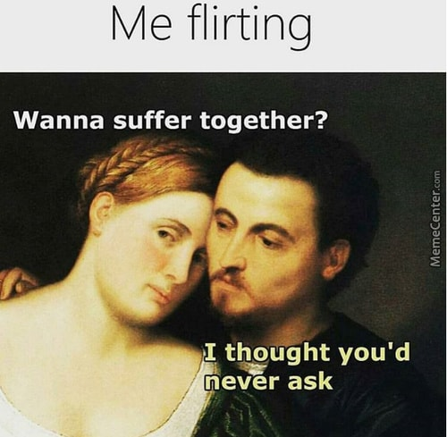 flirting memes with men images funny pics pictures