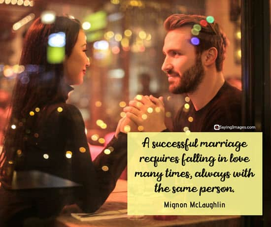 mignon mclaughlin marriage quotes