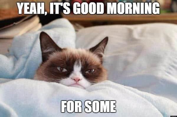 morning good for some meme