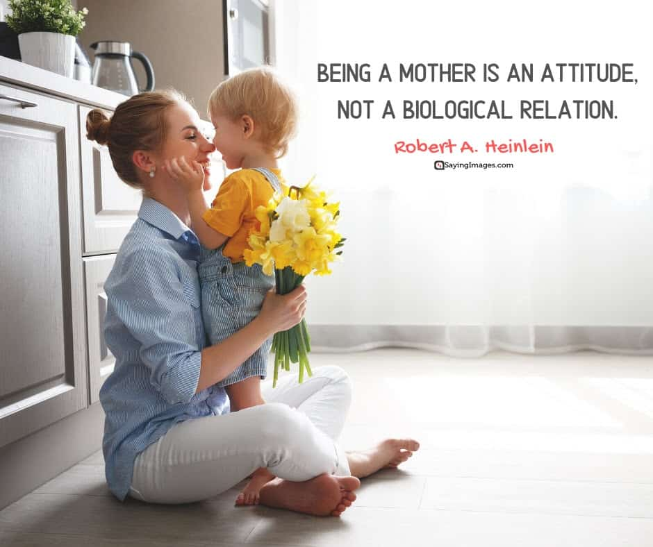 mother attitude quotes