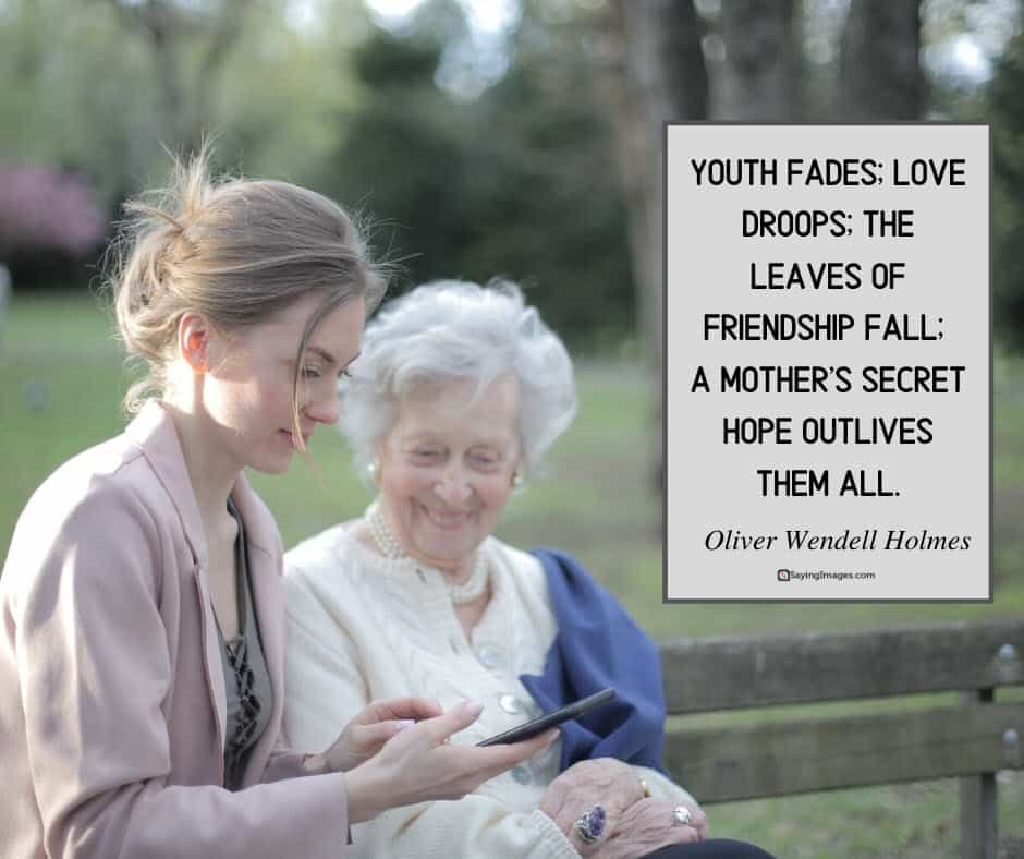 mother youth quotes