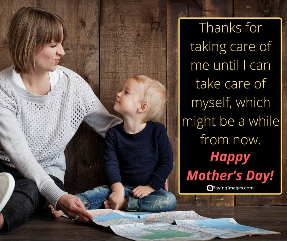 mothers day quotes care