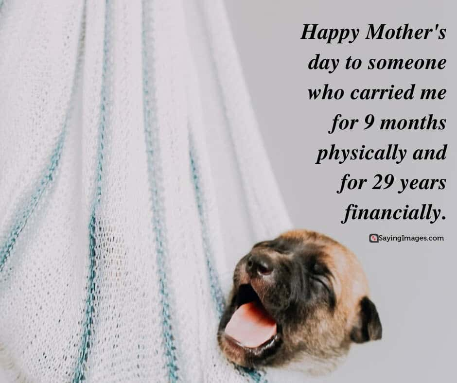 mothers day quotes carried