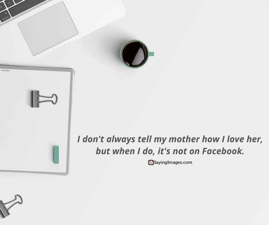 mothers day quotes facebook
