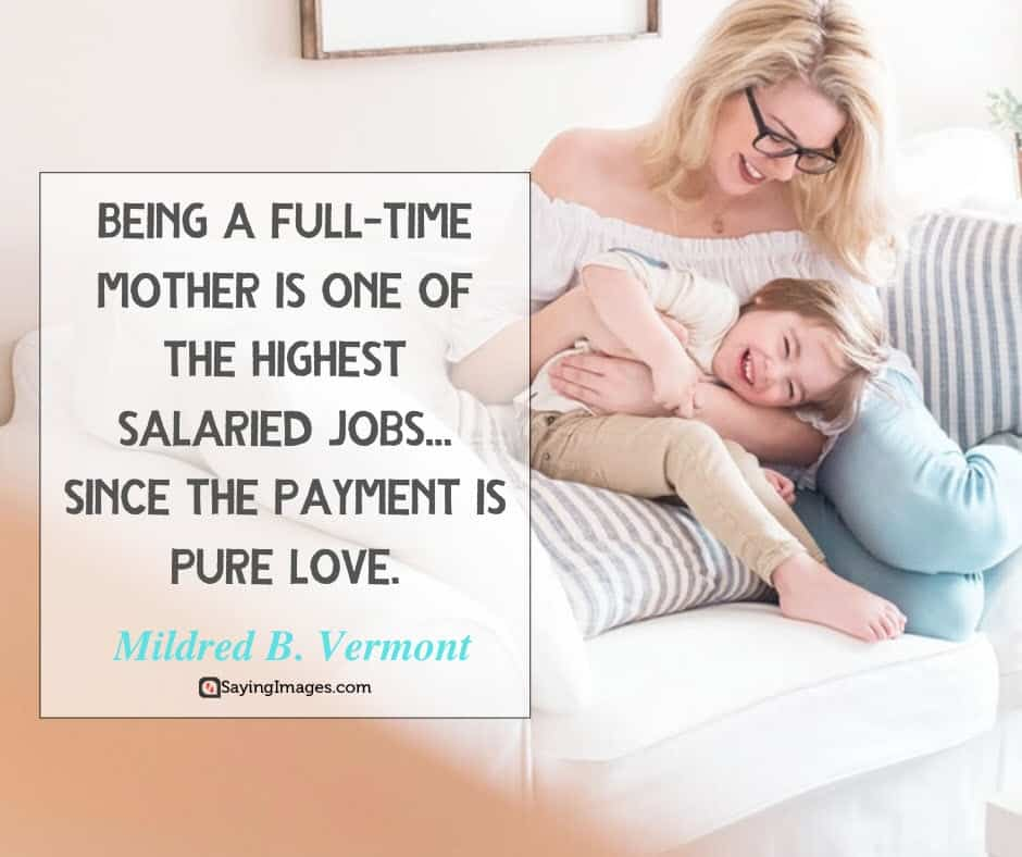 mothers day quotes full time