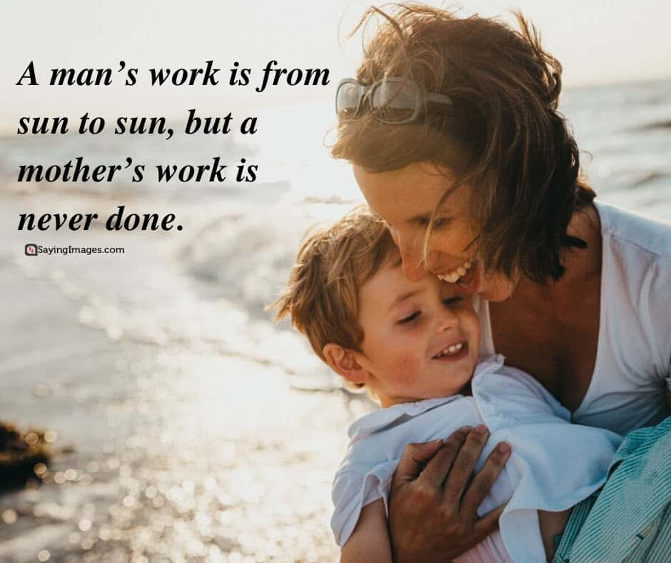 mothers day quotes sun