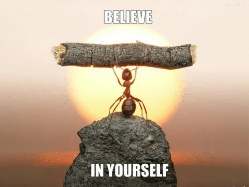 motivational believe in yourself memes