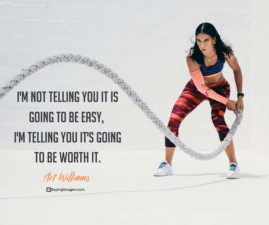 motivational fitness easy quotes