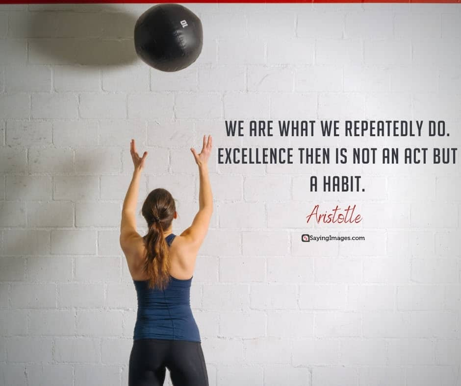 motivational fitness excellence quotes