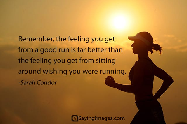 40 Motivational Running Quotes With Pictures Sayingimages Com