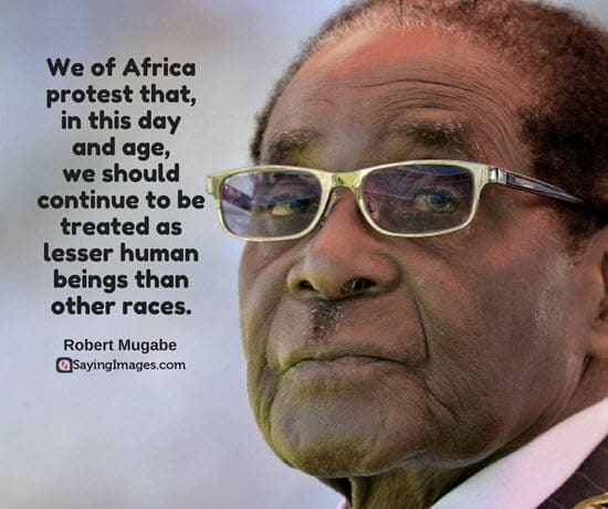 mugabe robert quotes